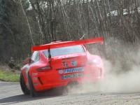 2012 Prorallye Porsche