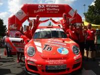 Dobberkau Wartburg Rallye 2012
