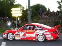 50. Sparkassen-DMV Thüringen Rallye, Lauf 2 zur DRS 2011