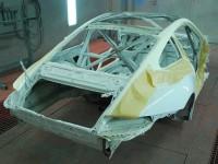 2012 Porsche-Karosserie