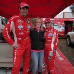Mitfahrt Lausitz-Rallye 2013