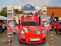 Prorallye 2013 - 3. Platz in der Deutschen Rallye Serie