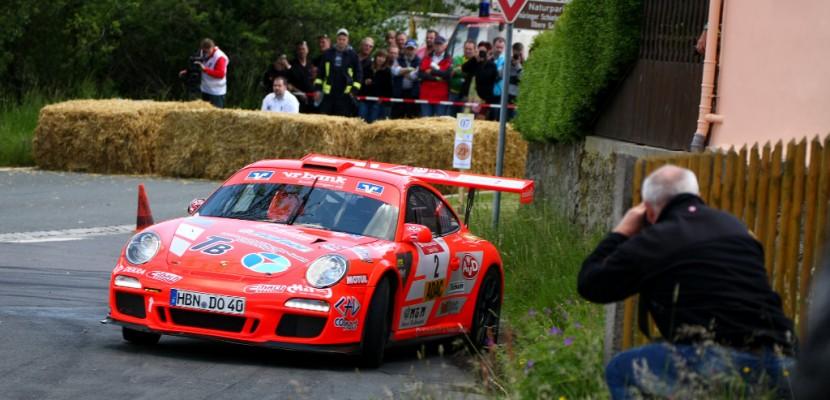 Dobberkau Thüringen Rallye 2014